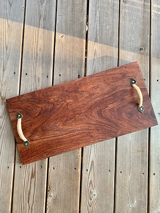 Mesquite Serving Tray