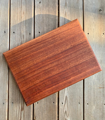 Old Growth Mahogany Cutting Board