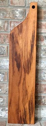 Tigerwood Bread Board