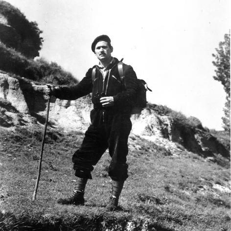 """Francesc Sabaté Llopart """"Quico Sabaté""""."""