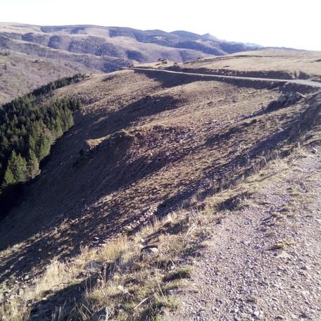 Acaben les tasques de recuperació de pastures a La Canyola