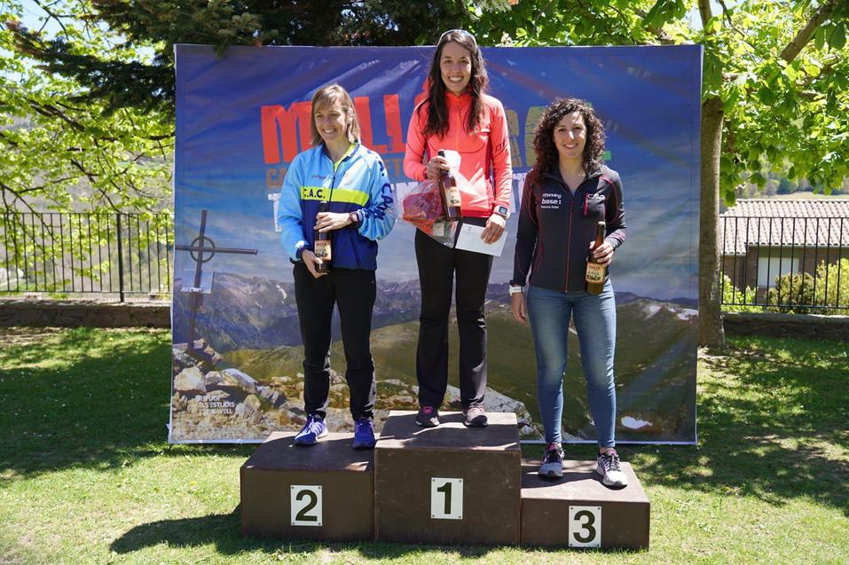 Podi Molló Trail 20 km femení