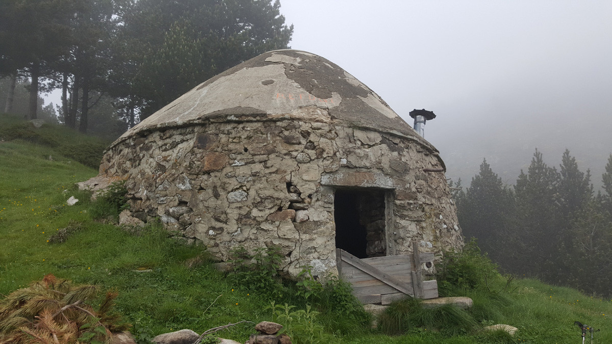 Cabanya de l'Ullat