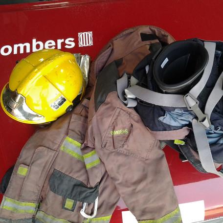 Vols ser bomber/a voluntari de la Generalitat?