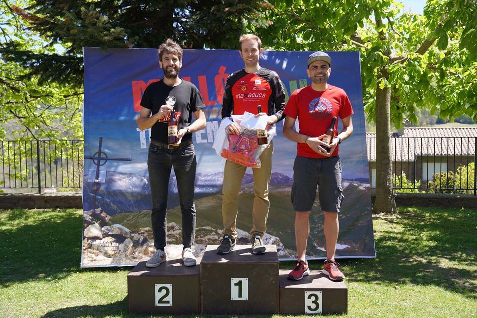 Podi Molló Trail 35 km masculí 2019