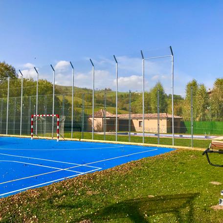 Millora de la zona esportiva Jaume Girona