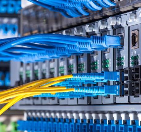 Informació sobre el desplegament de la fibra òptica a Molló per part de Goufone.