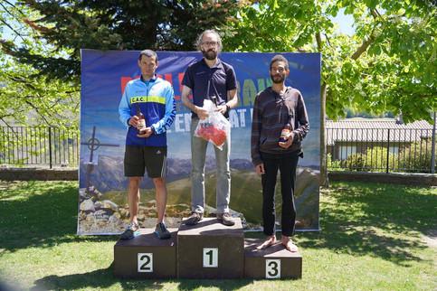 Podi Molló Trail 20 km masculí 2019