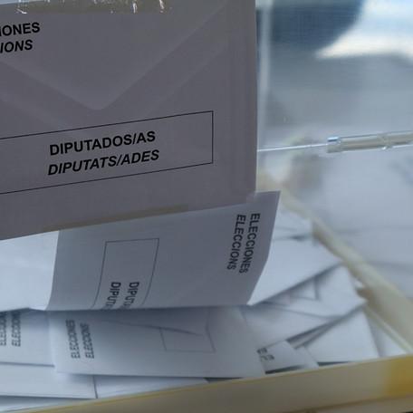 Resultats de les Eleccions Generals de 10 de novembre de 2019