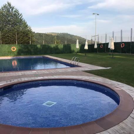 Instruccions per accedir a la piscina municipal a partir del 20 de juny