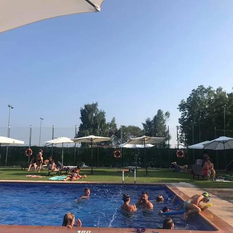 Canvis en les instruccions d'accés a la piscina municipal