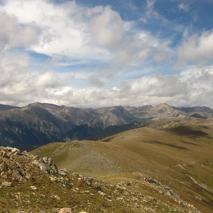 Vista des de Costabona