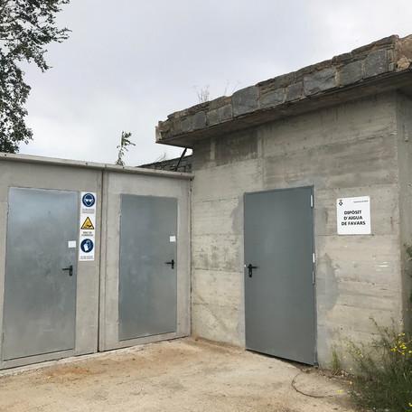 14/04/2021: Avís de tall de subministrament d'aigua a Favars