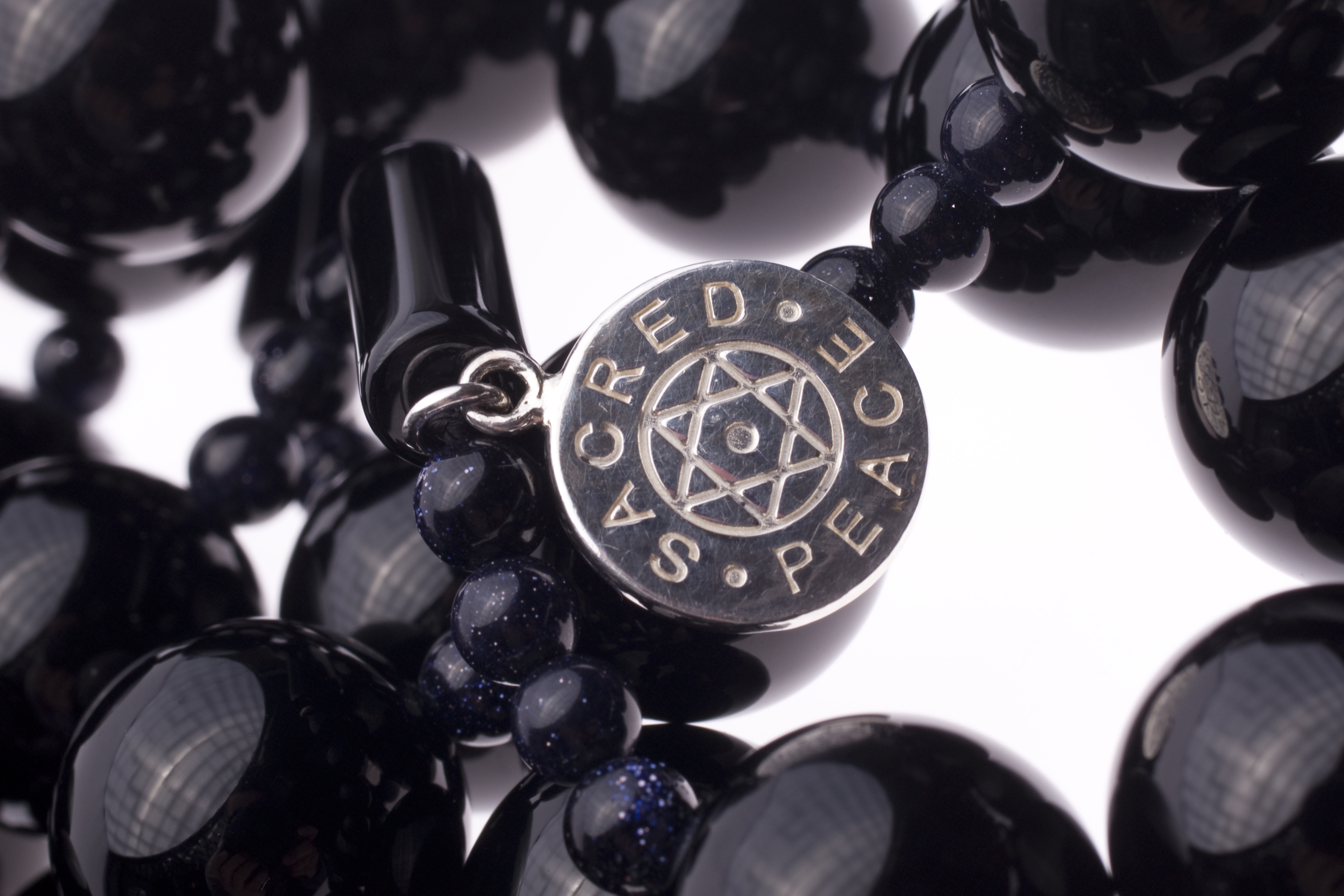 Sacred Peace Blessing Beads