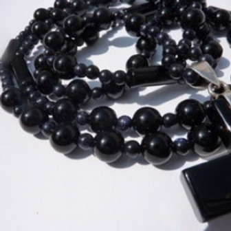 Galaxy Sacred Peace Blessing Beads