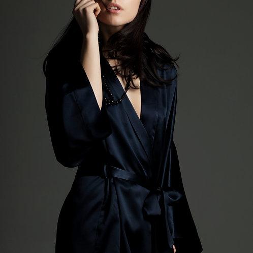 Buttersilk short kimono