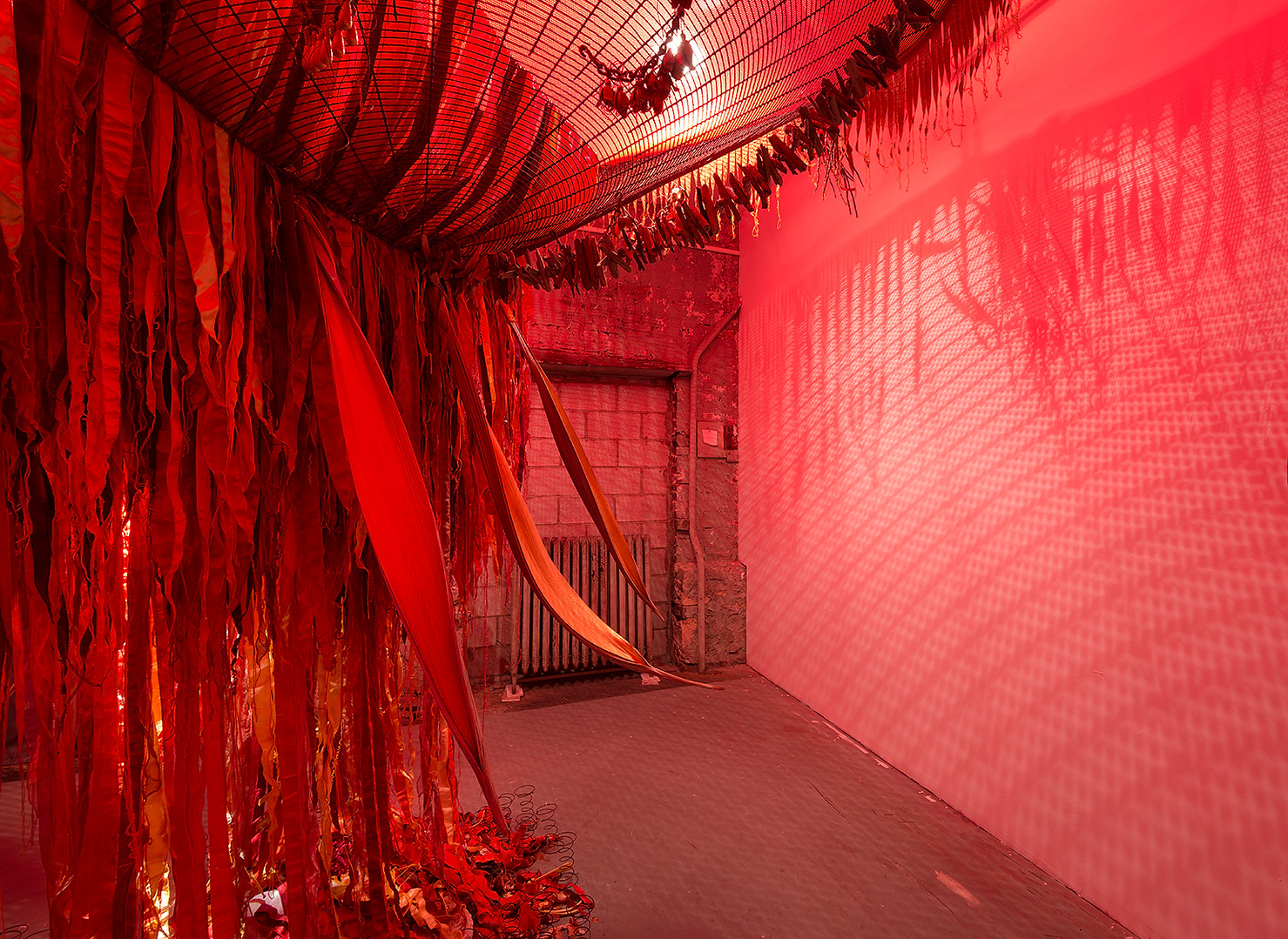 Feeling in Red