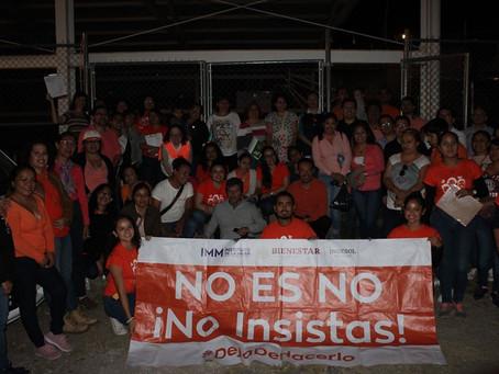 Se realizó la tercera caminata exploratoria de las #JornadasMirabal en el municipio de #Cuernavaca