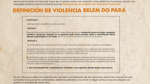 Vida Libre de Violencias