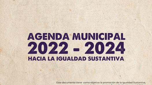 Agenda Municipal 2022-2024