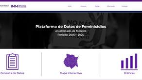 IMM y FGE reconocidos a nivel nacional por construcción de Plataforma de Datos de Feminicidios