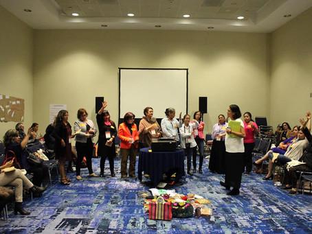 El Instituto de la Mujer para el Estado de Morelos participó en Foro Nacional ProIgualdad 2019-2024