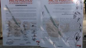 Se reunirá IMM con partidos políticos de la entidad para avanzar en el cumplimiento del Pacto Políti