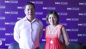 Reunión con el Presidente Municipal de Zacualpan de Amilpas Adrián Cázares.