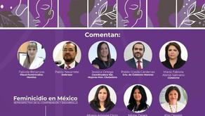 IMM REALIZA DIÁLOGO SOBRE FEMINICIDIO EN EL MARCO DE LA DECLARATORIA DE AVGM EN MORELOS
