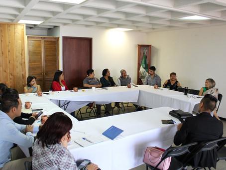 Capacitación para impulsar la conformación de las Unidades de Igualdad de Género en municipios.