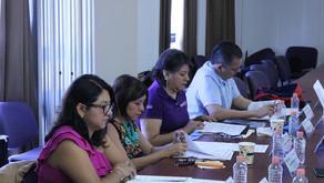 Primera sesión del año de la Mesa de Armonización Legislativa.