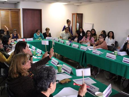 Primer sesión ordinaria del 2020 de la Comisión de Prevención del SEPASE.