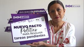 Morelos cumple con la armonización legislativa en VPCM y Paridad