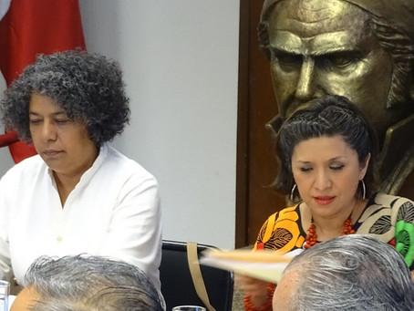 Candelaria Ochoa asiste a reunión del SEPASE Morelos