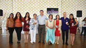 @flor Dessiré León  a invitación del Presidente Municipal de Jiutepec Rafael Reyes.