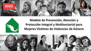 IMM presenta casas de transición para mujeres