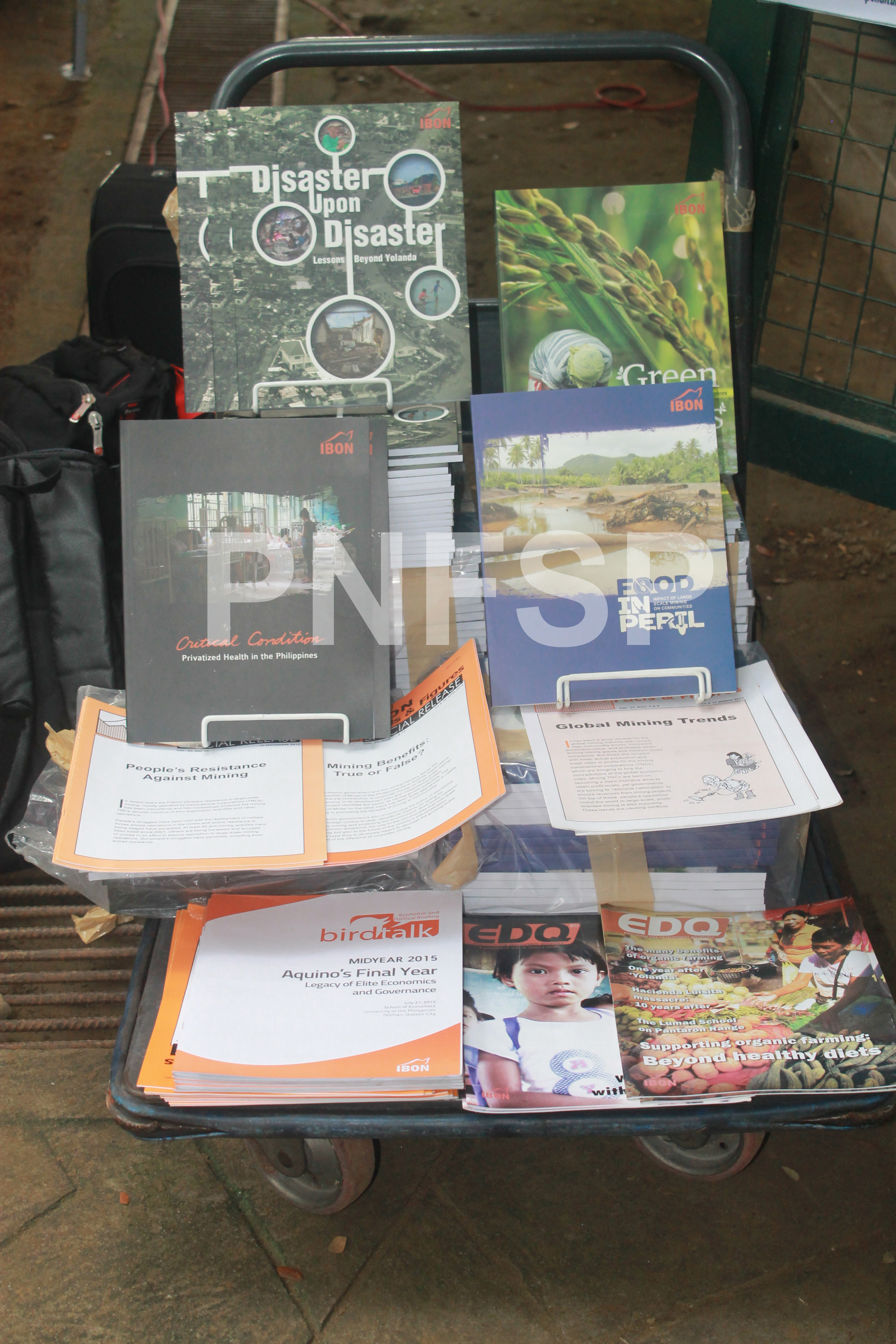 Ibon books