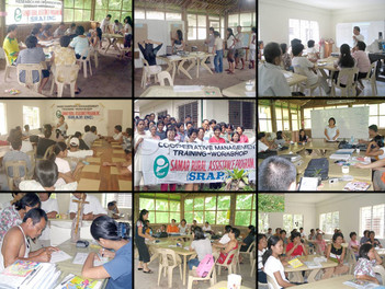Fostering Cooperation: The Experience of Samar Rural Assistance Programs in Cooperative Development