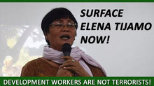 STOP THE ATTACKS ON DEVELOPMENT WORKERS! 