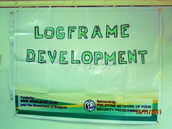 Logframe Development
