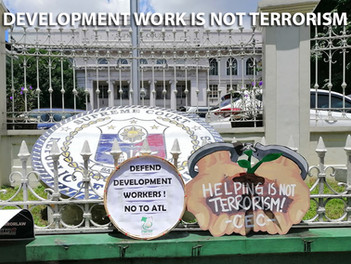 FOOD SECURITY NETWORK JOINS PETITIONERS AGAINST ANTI-TERROR LAW