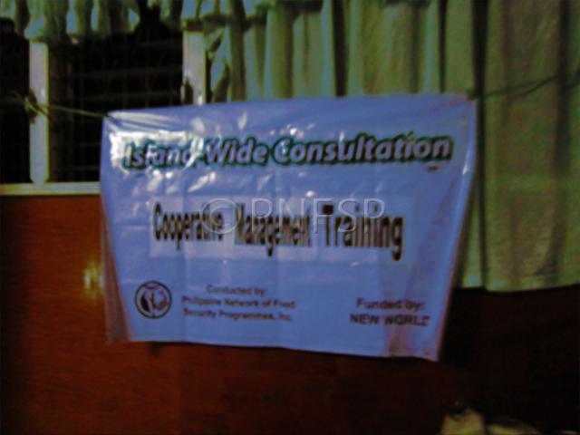 Cooperative Management Training
