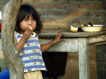 """On World Food Day Gov't policies cause """"World Hunger Day"""" in Ph"""
