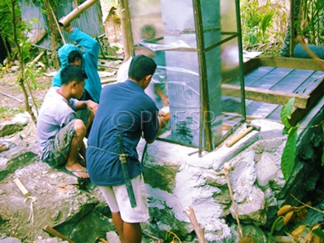 Making of Rice Dryer