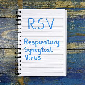 RSV- Respiratory Syncytial Virus acronym