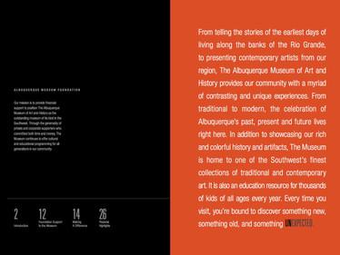 ABQ Museum Foundation Annual Report