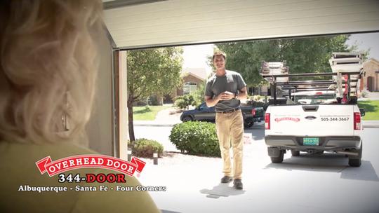Overhead Door Company TV2