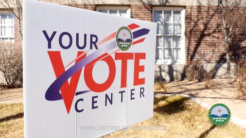Bernalillo County Clerk's Be The Vote TV