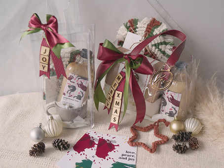 The Perfect Christmas Hampers!