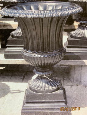 Extra Large Urn - Will Not Rust